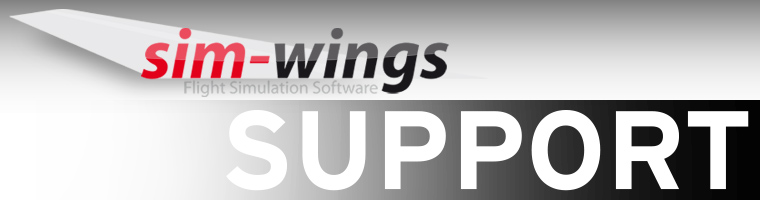 sim-wings SUPPORT
