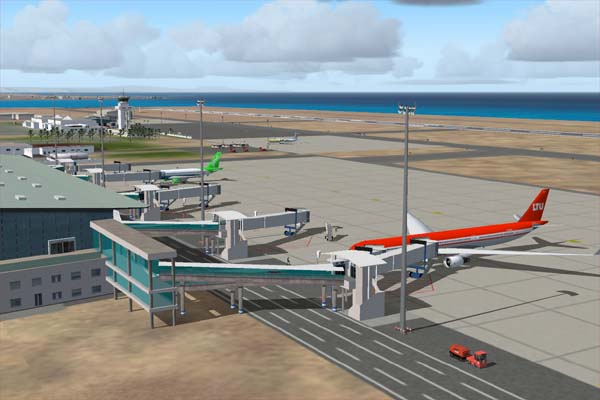 sim-wings eastern canary islands screenshots