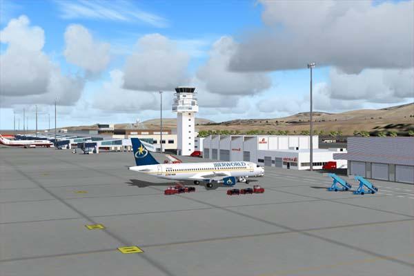 sim-wings western canary islands screenshots